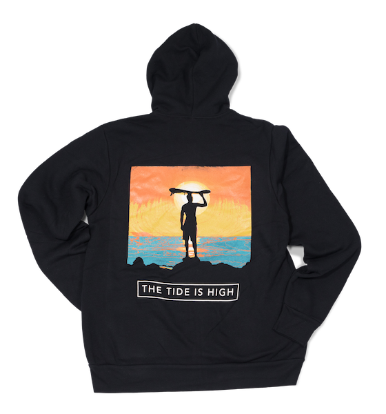 Tide is High Hoodie