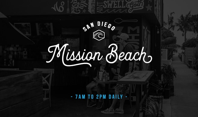 3833 Mission Blvd. San Diego, CA 92109