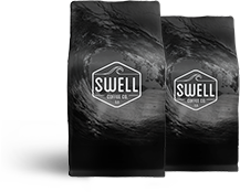 swell coffee one bag shipped every 3-4 weeks