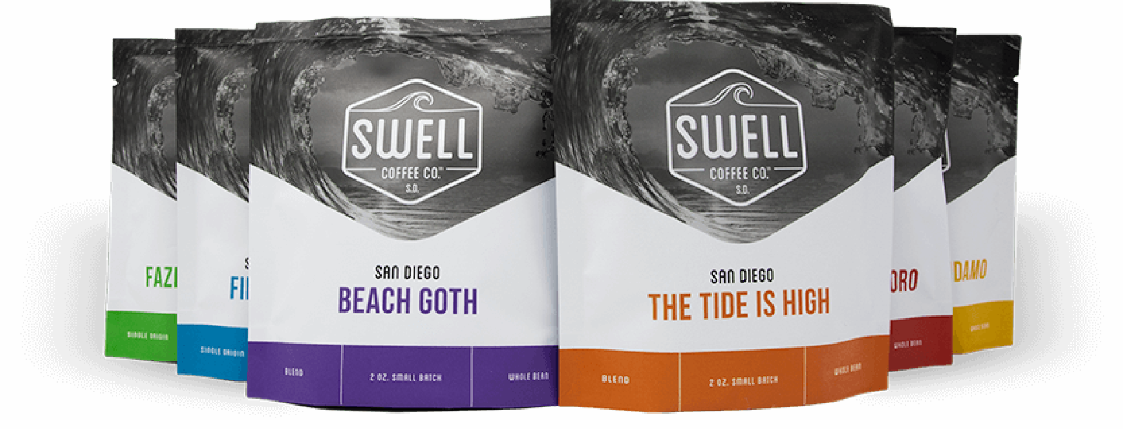 Swell coffee products