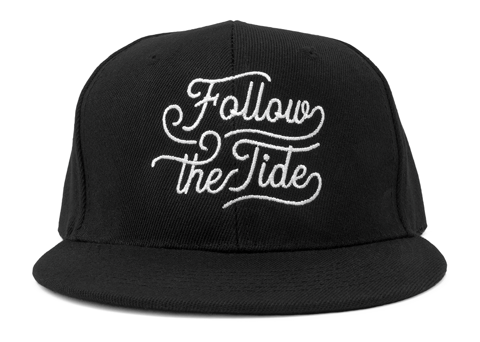 Follow the Tide Hat
