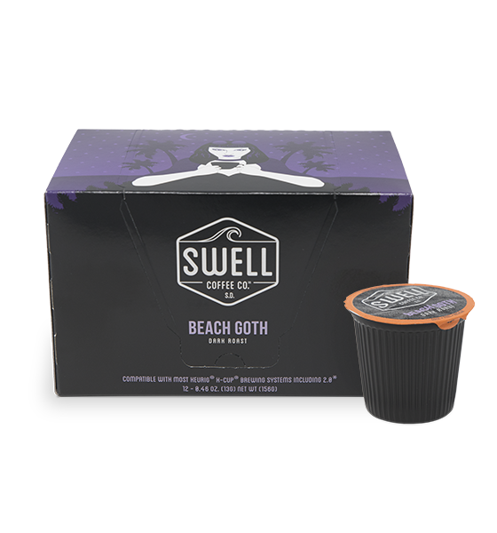 K-Cups – Beach Goth 12 count