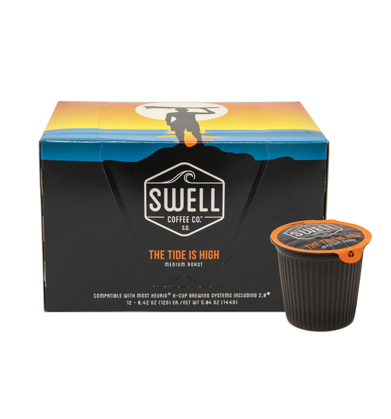 K-Cups – The Tide is High 12 count