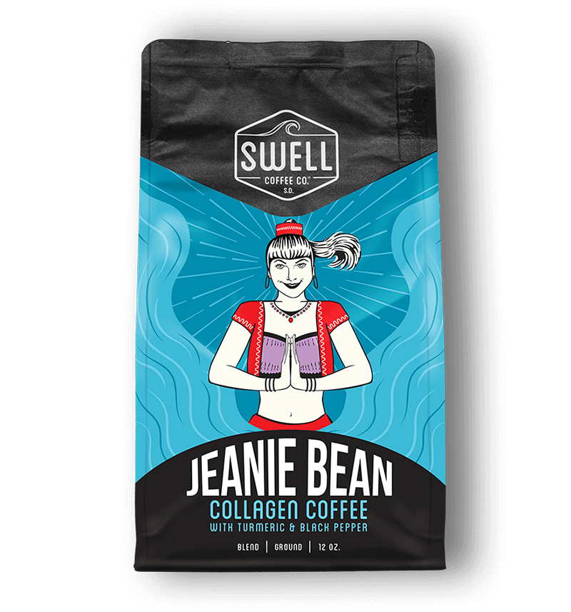 Jeanie Bean Collagen Coffee