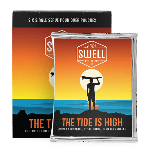 Tide Is High – Camper Pour Packs – Single Pack